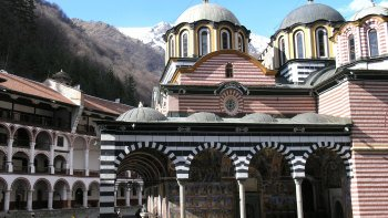 Rila Monastery Private Full-Day Tour