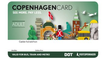Copenhagen Card: 70+ Attractions on 1 Card