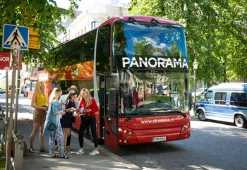 Panoramic Sightseeing Audio Tour