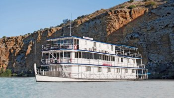 Murray River Cruise & Day Tour with Lunch