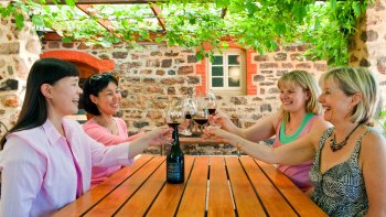 Barossa Valley & Hahndorf Highlights Full-Day Tour from Adelaide
