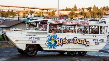 Seattle Ride the Ducks Tour
