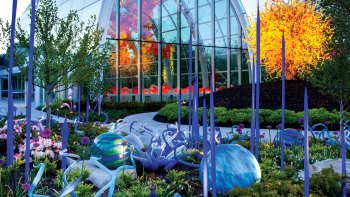 Chihuly Garden and Glass (Seattle)