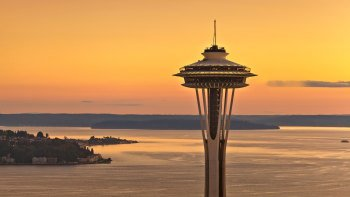 Space Needle Observation Deck Tickets