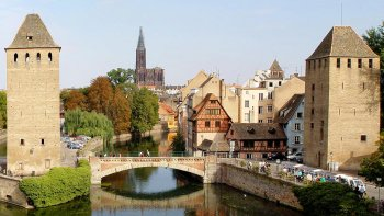 Baden-Baden & Strasbourg Full-Day Tour from Frankfurt