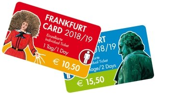 Frankfurt City Card
