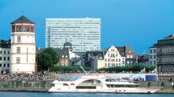Dusseldorf Panoramic Sightseeing Cruise