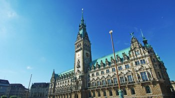 Hamburg Discovery Tour: Bus Tour with Harbour & Alster Lake Cruise