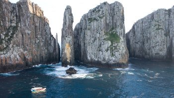 Tasman Peninsula Full-Day Tour & Cruise with Lunch from Hobart