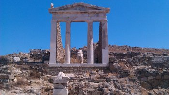 Ancient Delos Half-Day Tour