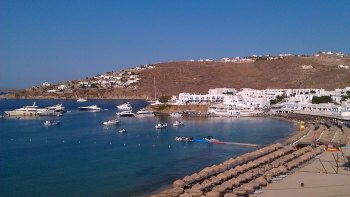 Island of Mykonos Half-Day Tour