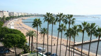 Cannes, Antibes & Grasse Half-Day Tour