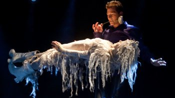 Wild Magic Show with Greg Frewin
