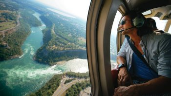 Helicopter Tour of Niagara Falls