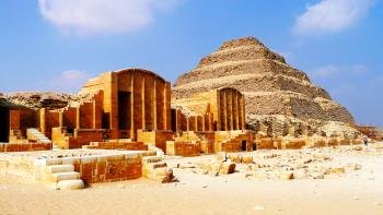 Memphis, Saqqara & Dashur Full-Day Private Tour with Lunch