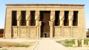 Dendara & Abydos Private Full-Day Tour with Lunch