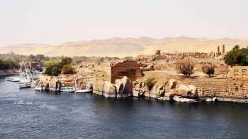 Private Felucca Boat Cruise to Elephantine Island