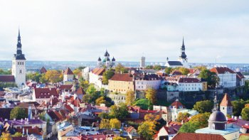 Tallinn City Center Sightseeing Tour