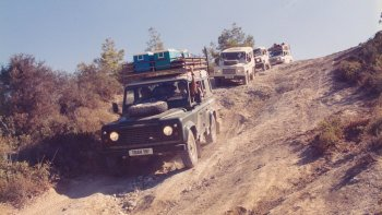 4x4 Safari to Akamas Peninsula with Lunch