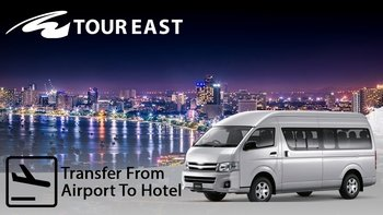 Shared Shuttle: Bangkok - Pattaya