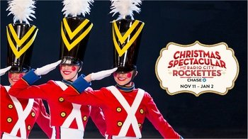 Christmas Spectacular Starring the Radio City RockettesTM