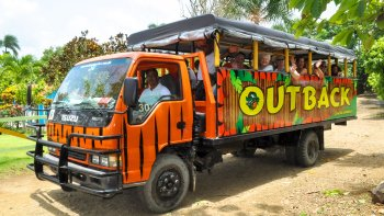 Outback Experience-Full day Safari with Lunch Punta Cana