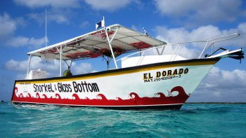 Glass-Bottom Boat Cruise
