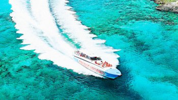 Exuma Islands Powerboat Adventure