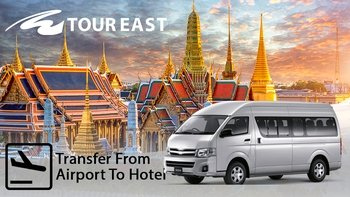 Private Minivan: Bangkok-Cha-am