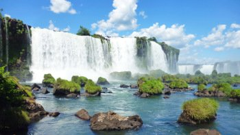 Private Tour of Argentine & Brazilian Iguazu Falls