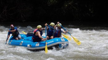 Whitewater Rafting Excursion