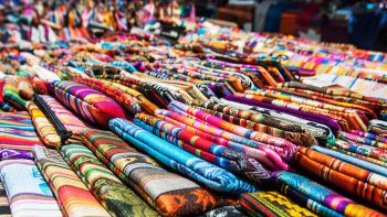 Otavalo Craft Market Tour