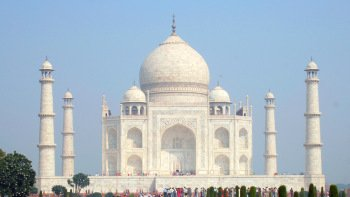 Private Full-Day Agra Tour with Lunch