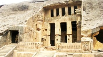 Private Half-Day Tour to Kanheri Caves