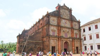 Private Half-Day Tour of Panjim & Old Goa