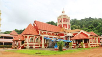 Private Half-Day Tour of the Cultural Sites of Goa with Lunch