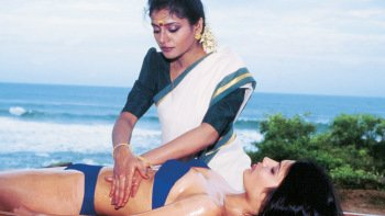 Private Ayurvedic Massage Therapy Experience
