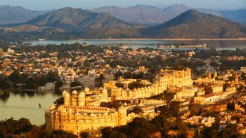Private Udaipur Half-Day City Tour