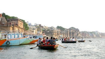 Private Varanasi Boat Cruise & Walking Tour