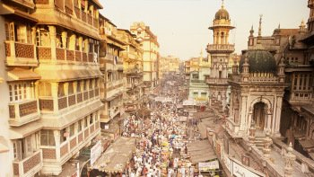 Small-Group Mumbai Highlights Tour
