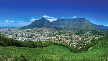 City Centre & Table Mountain Half-Day Tour