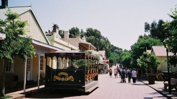 Gold Reef City Half-Day Tour