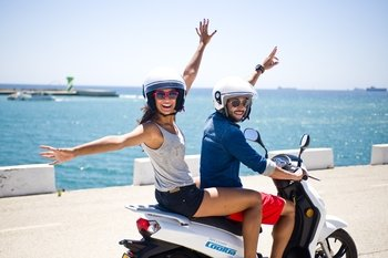Scooter Rental in Palma de Mallorca
