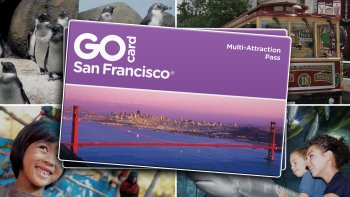 Go San Francisco Card: 27 Attractions in 1 Card