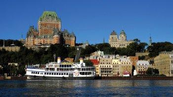 ,Excursión a Quebec,Excursión a Cataratas de Montmorency