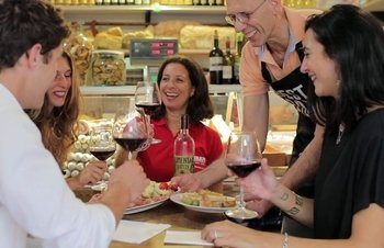Small-Group Foodies Walking Tour