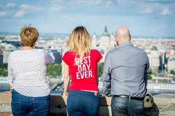 Small-Group Buda Castle Explorer Tour