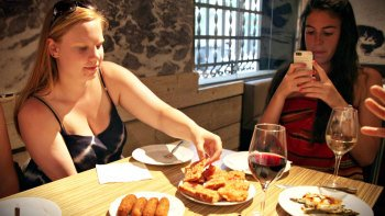 Food Tour of Traditional Tapas Bars