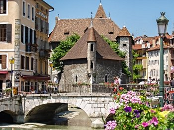 Annecy Half-Day Self-Guided Tour