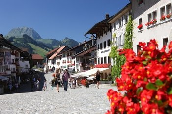 Day Trip to Gruyères with Cheese & Chocolate Tastings